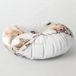 light up my day Floor Pillow