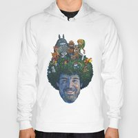 Hoodies featuring Bob Ross by ArtSchool