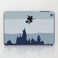 i want to believe iPad Cases featuring I Want To Believe by aleha
