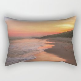 A Summers morning Rectangular Pillow