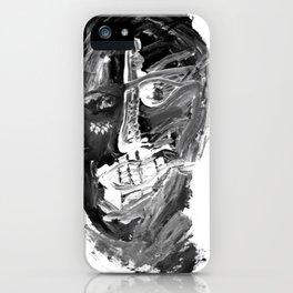 FACE EXPLOSIVE V. iPhone Case