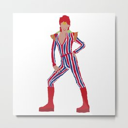 David Bowie #2 Metal Print