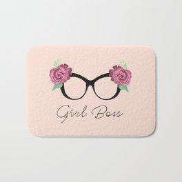 Girl Boss Bath Mat
