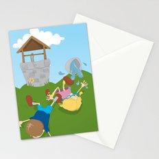 Jack & Jill Stationery Cards