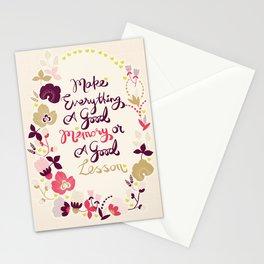 Make Everything Stationery Cards