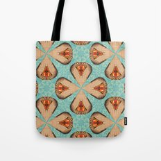 Cobra Snake Pattern Tote Bag