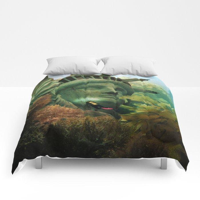 East Coast Sightseeing Comforters