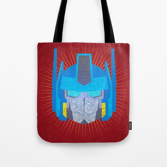 Optimus Tote Bag