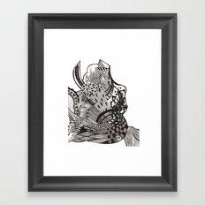 abstract vol 1 Framed Art Print