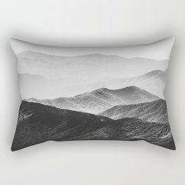 Smoky Mountain Rectangular Pillow