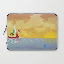 Pixelized : Wind Waker  Laptop Sleeve