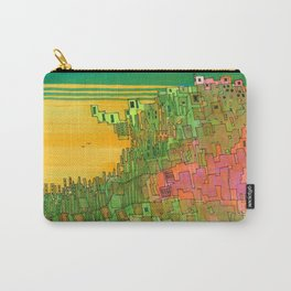 Seaweed City Carry-All Pouch
