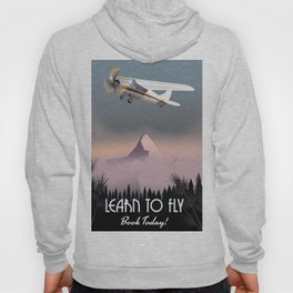 Learn To Fly,Book today! Hoody