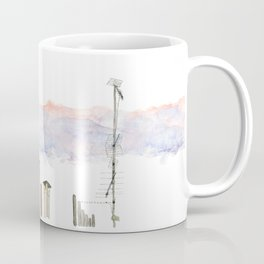 Italian Chimneys Coffee Mug