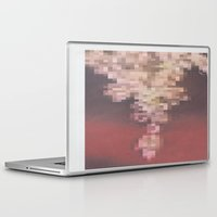asia Laptop & iPad Skins featuring Asia Dark by icydorTM