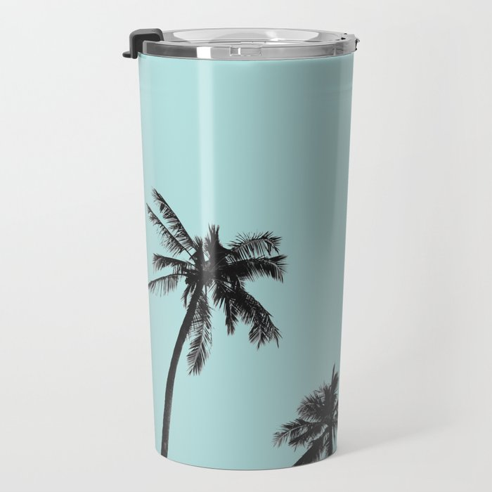 Palm trees 5 Travel Mug