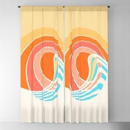 Sun Surf Blackout Curtain