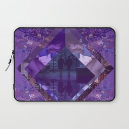 Love Lost City Laptop Sleeve