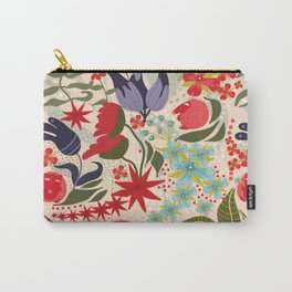 Hedgehog summer Carry-All Pouch