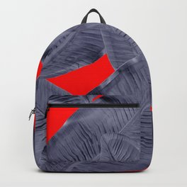 minimal leaf Backpack