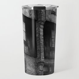 Windows in an Old Bar Travel Mug