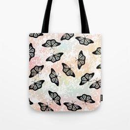 Butterfly Flutter Tote Bag
