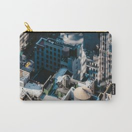 New York sky view Carry-All Pouch