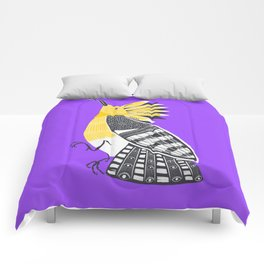 The Hoopoe Comforters