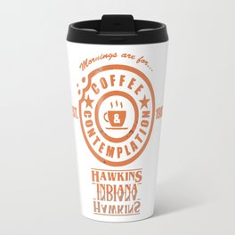 Coffee & Contemplation Travel Mug