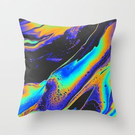 CAN'T LEAVE THE NIGHT Throw Pillow