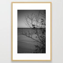 All Those Yesterdays Framed Art Print