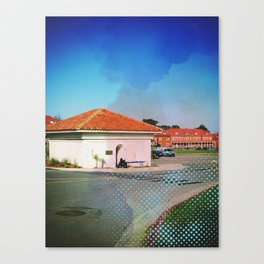 Presidio Canvas Print