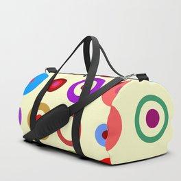 Op Art #7 Duffle Bag
