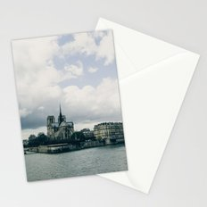 And the river flows Stationery Cards