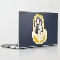 prometheus Laptop & iPad Skins featuring Prometheus by SleptAwoke