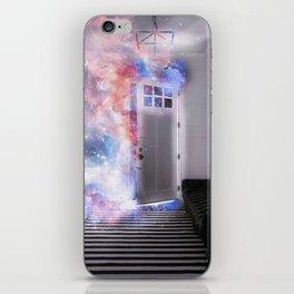 Door of the Galaxy iPhone Skin