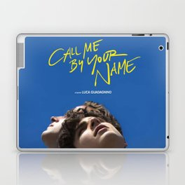 Call Me By Your Name Laptop & iPad Skin