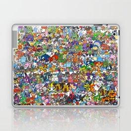 pokeman Laptop & iPad Skin