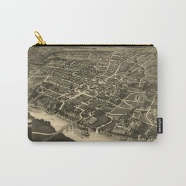 Aerial View of Gadsden, Alabama (1887) Carry-All Pouch