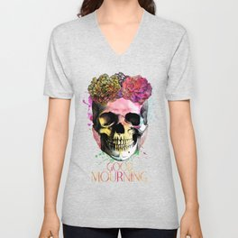 Good Mourning Unisex V-Neck