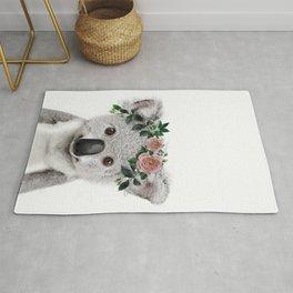 Koala Print Rug
