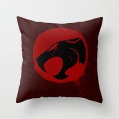 thundercat Throw Pillow