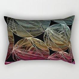 Oh No, Not Again Rectangular Pillow