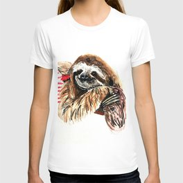 Sassy Sloth T-shirt