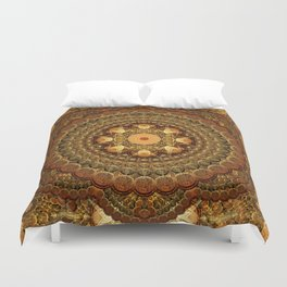 The Astrologers Lab Mandala Duvet Cover