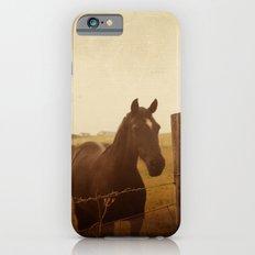 Horse whisper Slim Case iPhone 6s