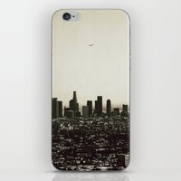 los angeles iPhone & iPod Skins featuring Los Angeles by MojoPhoto59