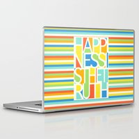 happiness Laptop & iPad Skins featuring Happiness by Jacqueline Maldonado