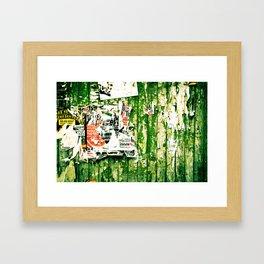 posters 2 Framed Art Print