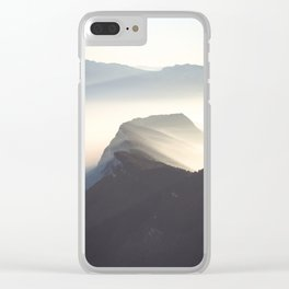 Landscape 7 Clear iPhone Case